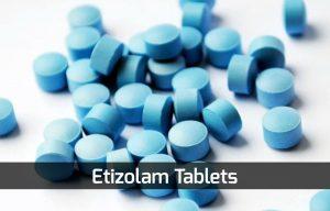 What is Etizolam | Effects of Etizolam