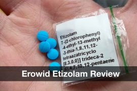 Erowid Etizolam Review