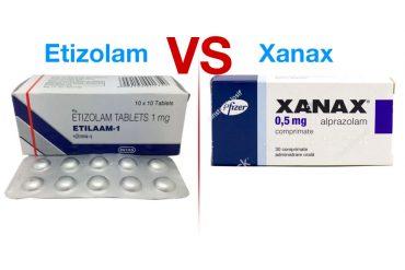 Etizolam VS Xanax